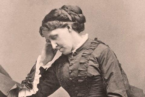 Biografía de Louisa May Alcott