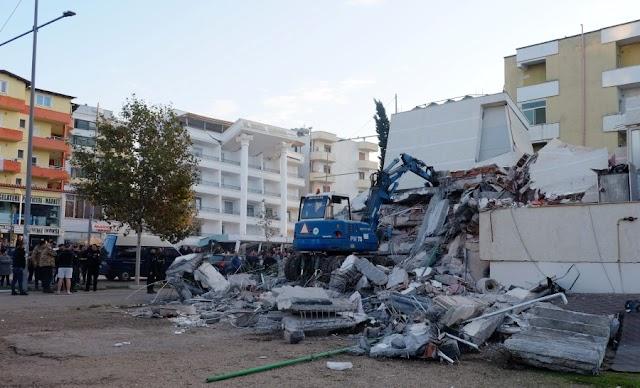 Razorni zemljotresi pogodili Albaniju, osjetilo se i u Crnoj Gori