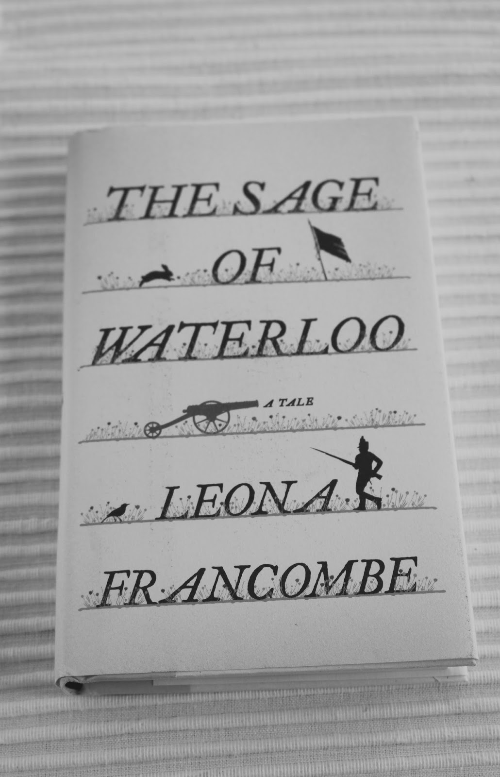 The Content Reader : The Sage of Waterloo by Leona Francombe