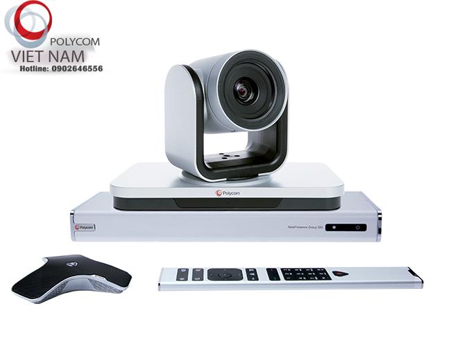 Hội nghị truyền hình - Polycom RealPresence Group 500