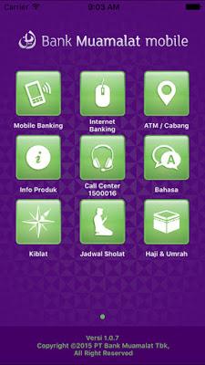 Cara Transfer Berulang Lewat Muamalat Mobile Banking