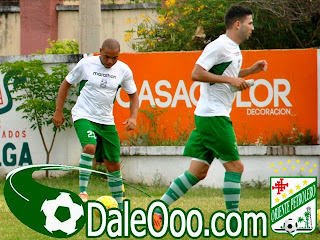 Oriente Petrolero - Thiago Dos Santos - Alejandro Meleán - Entrenamiento San Antonio - DaleOoo.com página del Club Oriente Petrolero