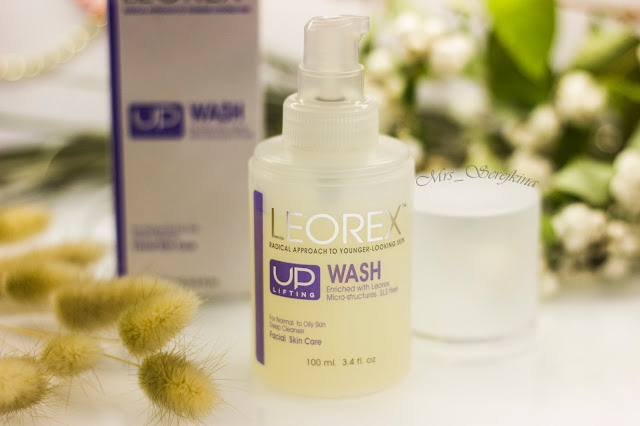 LEOREX UP-LIFTING WASH