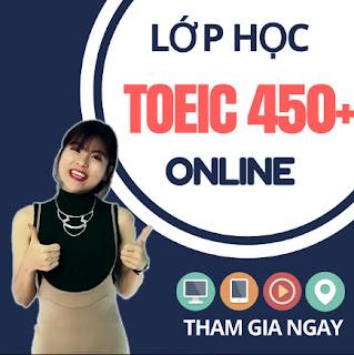 Khóa Học Online Luyện TOEIC 450+ (Cho Người Mất Gốc) ebook PDF-EPUB-AWZ3-PRC-MOBI