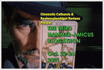 Hammer-Amicus Blogathon Banner - Cushing