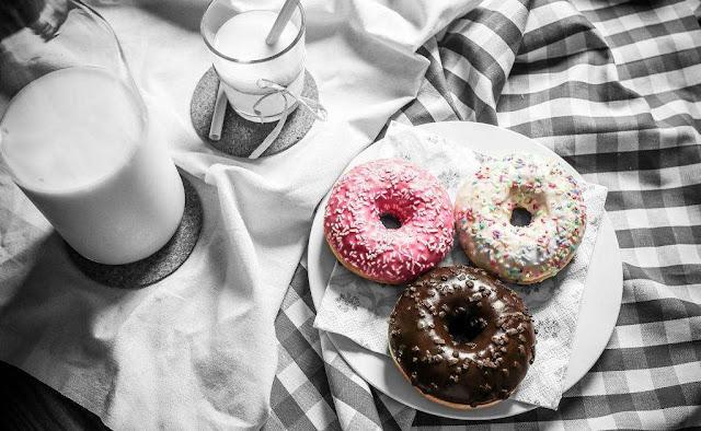 Qué es mejor ¿desayunar pan con chocolate o no desayunar?