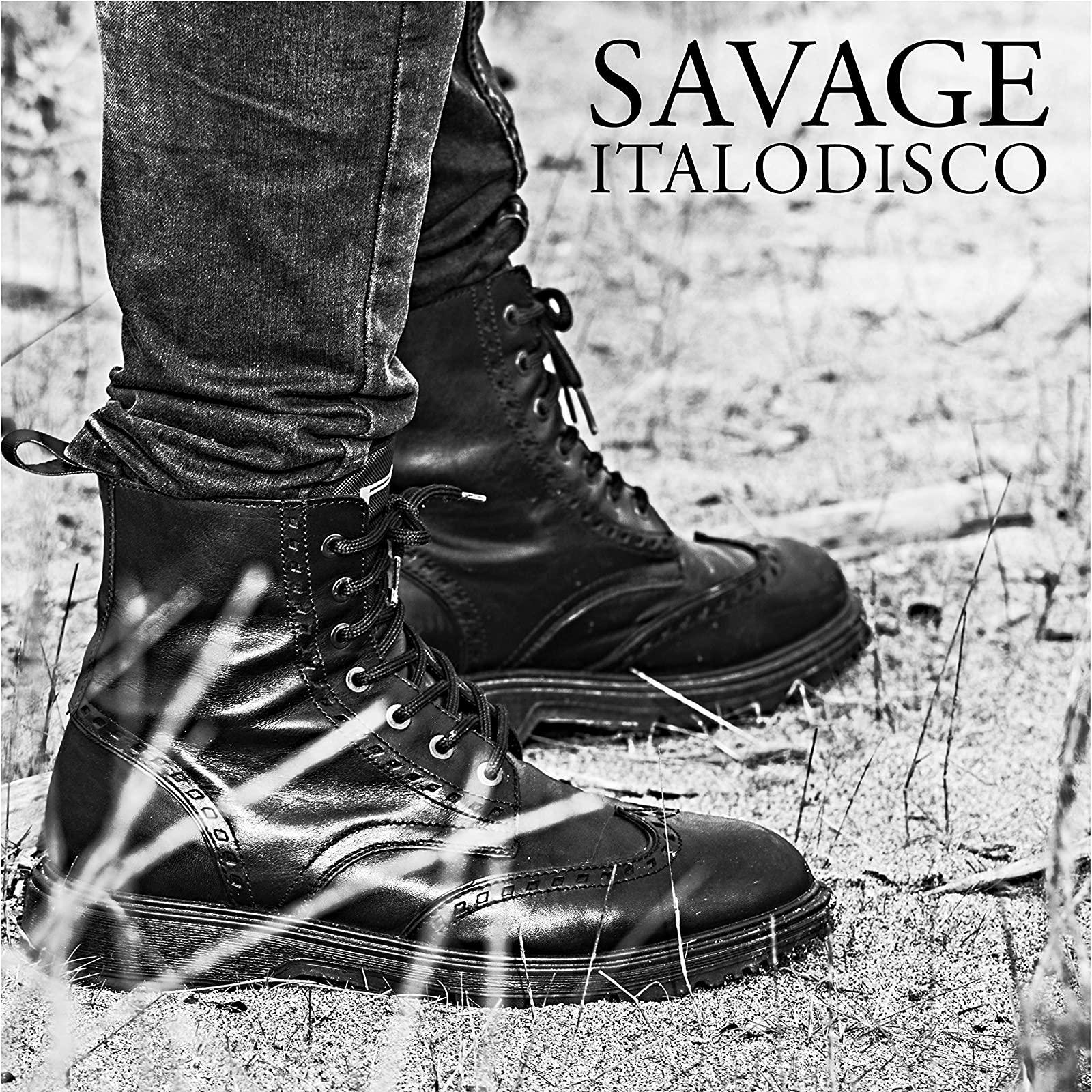 Savage new single is entitled Italodisco