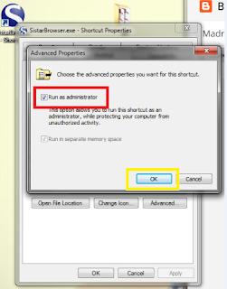 Cara Install dan Setting Client Sista Browser UAMBN-BK