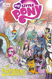 MLP Friendship is Magic #19 Comic