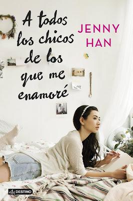 A todos los chicos de los que me enamoré 1, Jenny Han