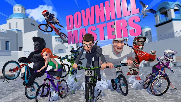 Downhill Masters 1.0.7 | Mod Money Data for Android