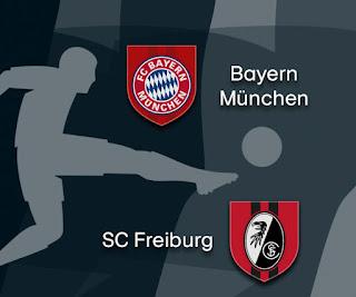 مشاهده مباراة بايرن ميونيخ وفرايبورج بث مباشر