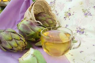 12 Razones para tomar té de alcachofa