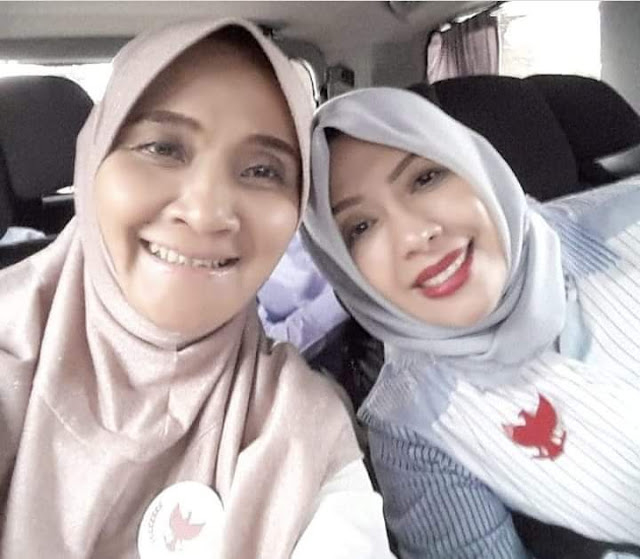 Demi Akal Sehat, Eks Politisi PDIP Rustriningsih Dukung Prabowo-Sandi