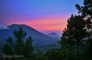Pendakian Merbabu, Sabana Merbabu, Foto gunung merbabu jawa tengah