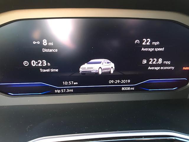 Digital Cockpit in 2019 Volkswagen Jetta GLI