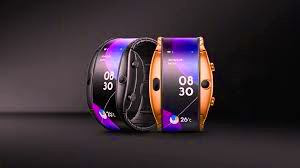 Best wearable android Smartwatch Nubia's Alpha is the craziest gadget at MWC 2019