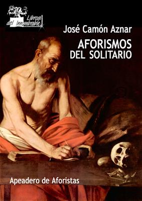 Aforismos del solitario, de José Camón Aznar