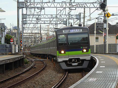 快速 若葉台行き8 都営10-300形520F