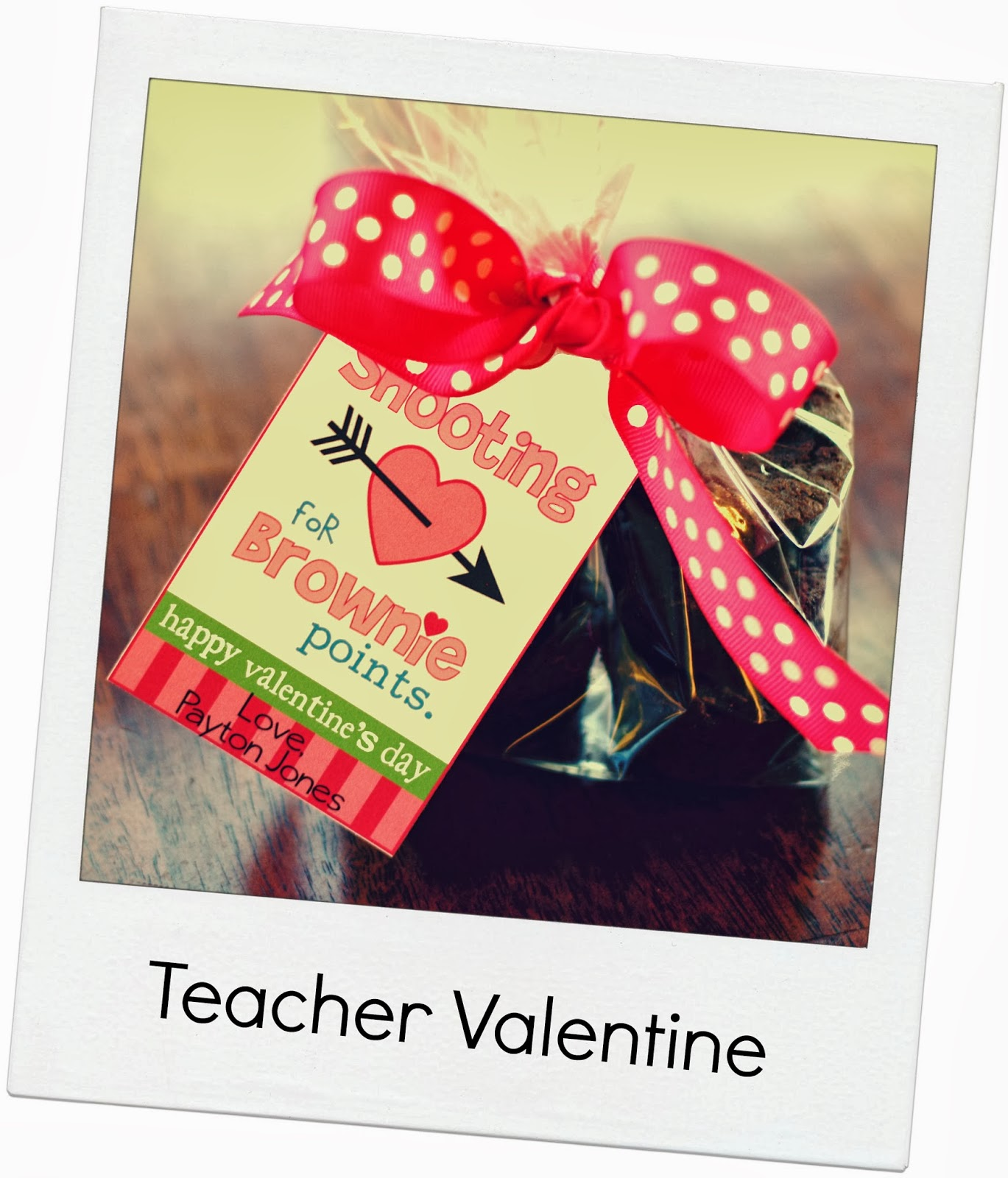 teacher valentine treat for teachers