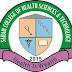 Saham College of Health Sciences and Tech Admission Form - 2018/2019