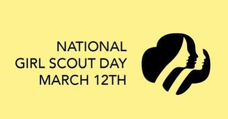 National Girl Scout Day Wishes Sweet Images