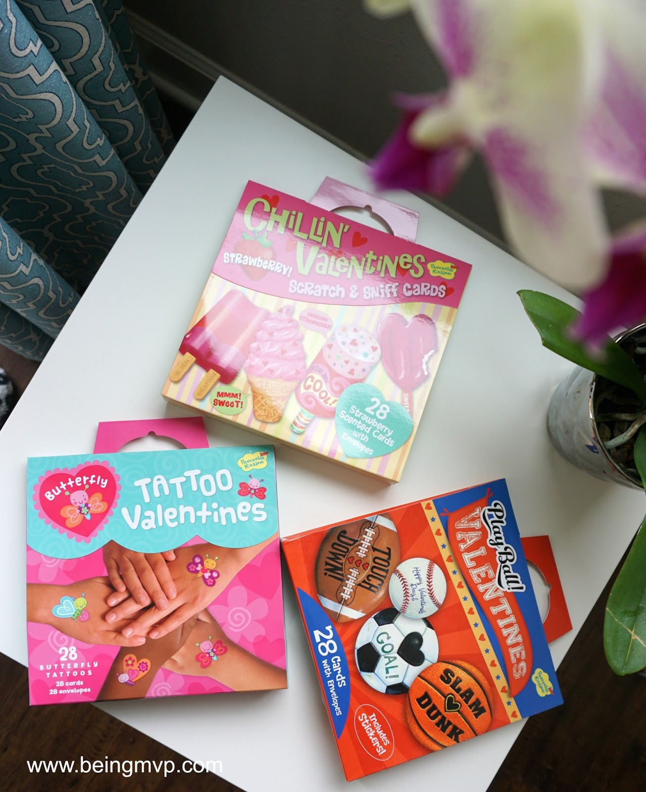 being MVP: Peaceable Kingdom's Valentine's Day Collection +