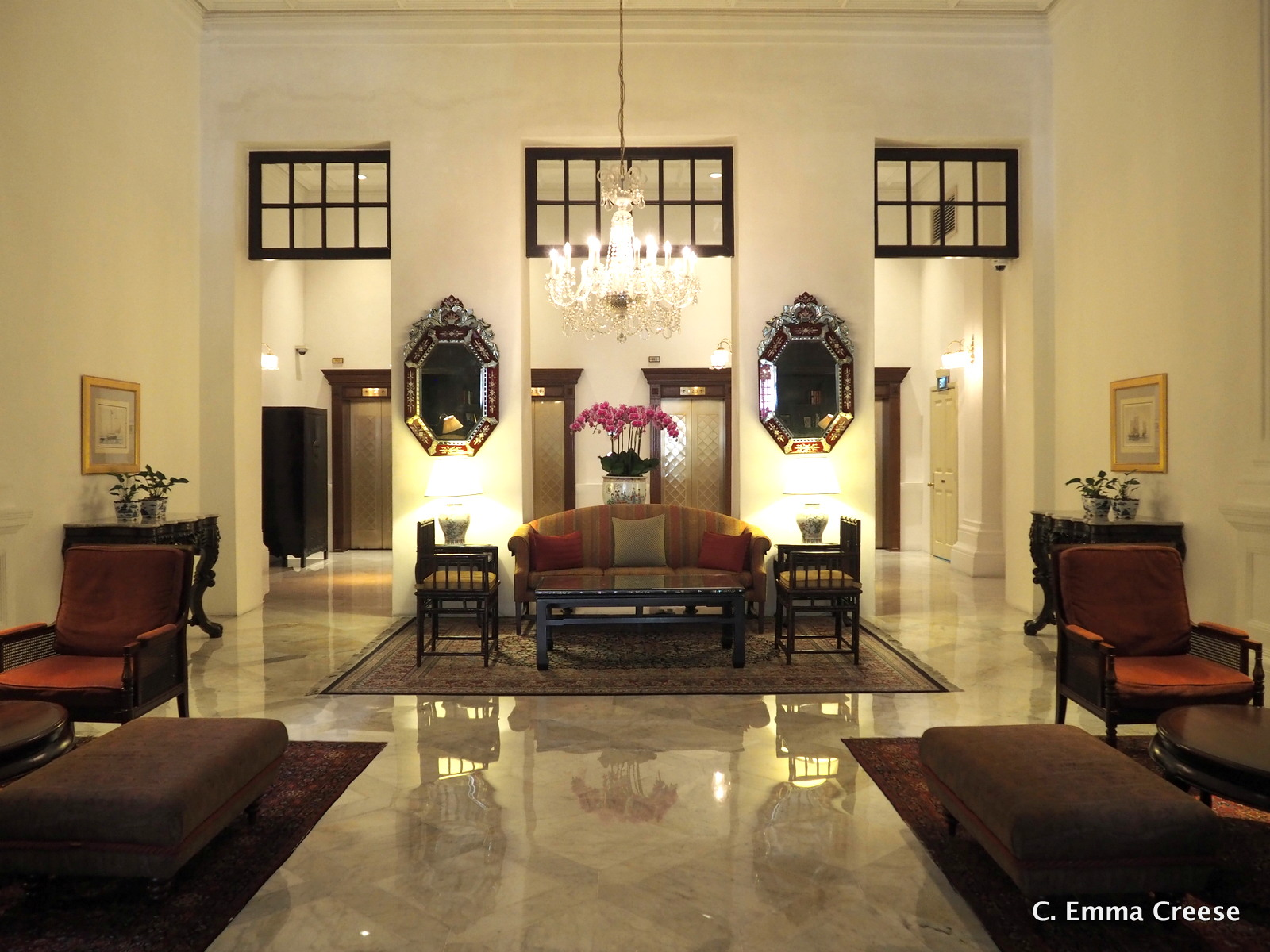 An Iconic Luxury Hotel Review Raffles Singapore