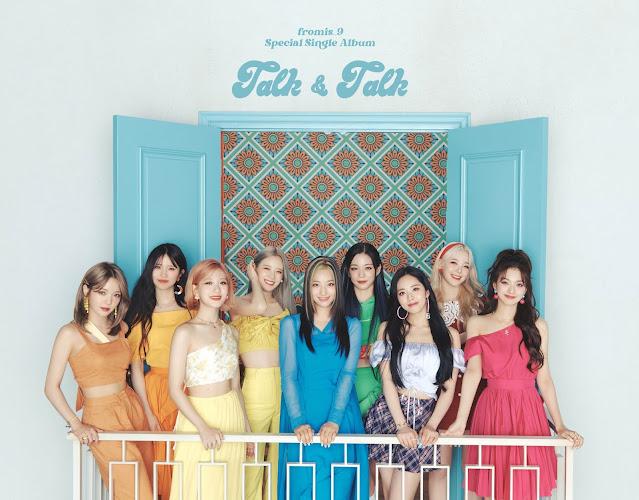 fromis_9 anuncia Talk & Talk, su single álbum especial