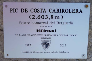 Pic de Costa Cabirolera - Sostre comarcal Berguedà