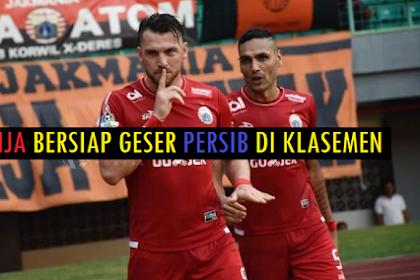 Ambisi Persija Turunkan Persib Bandung dari Puncak Klasemen Liga 1