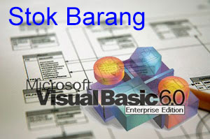 Program Aplikasi Stok Barang
