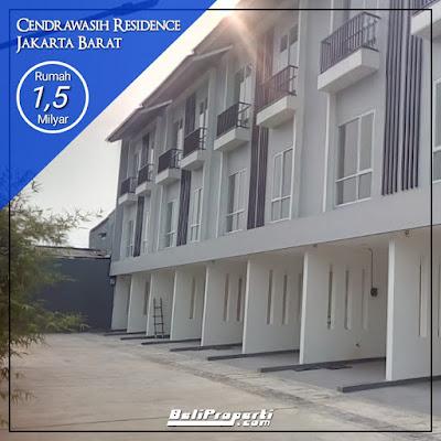 perumahan cendrawasih residence
