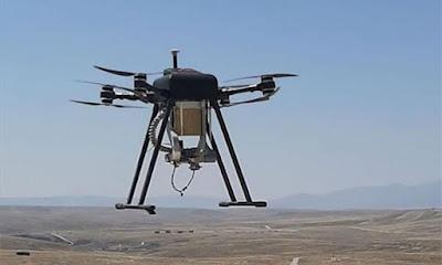 milli silahlı drone sistemi