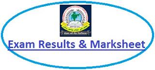 Mohammad Ali Jauhar University Result 2020