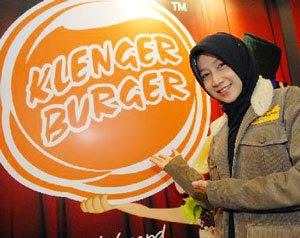 Velly Kristanti, Pemilik Burger Klenger