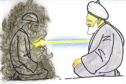 Tercengang Lihat Dialog Ulama Sufi