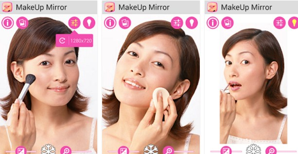 make up mirror