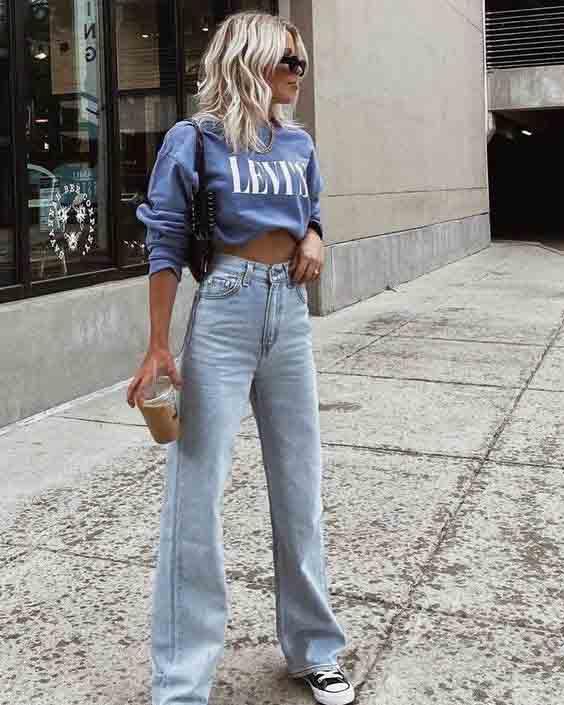 Wide Leg: a calça queridinha do momento