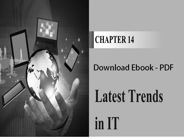 latest trend in IT english book in pdf