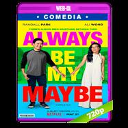 Quizás para siempre (2019) WEB-DL 720p Audio Dual Latino-Ingles
