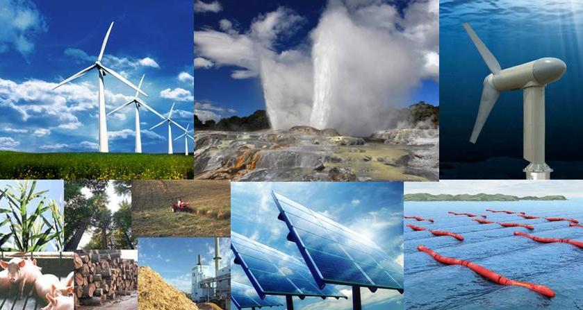 Energía Eólica Energía Solar