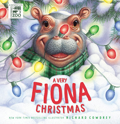 A Very Fiona Christmas by Richard Cowdrey
