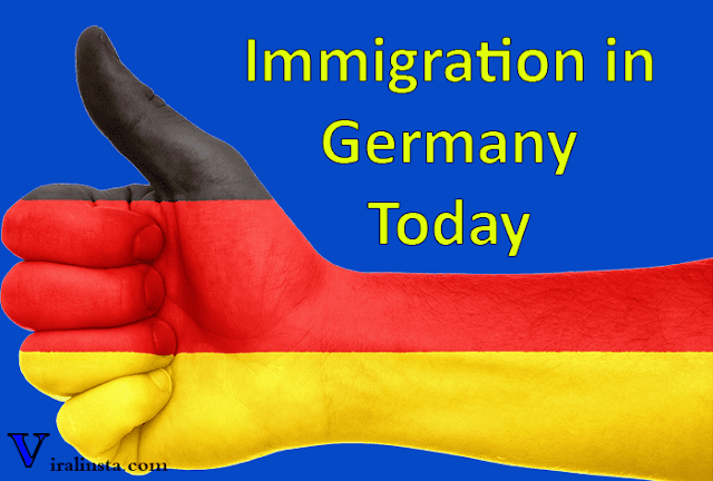 Immigration in germany today : immigration law germany 2022
