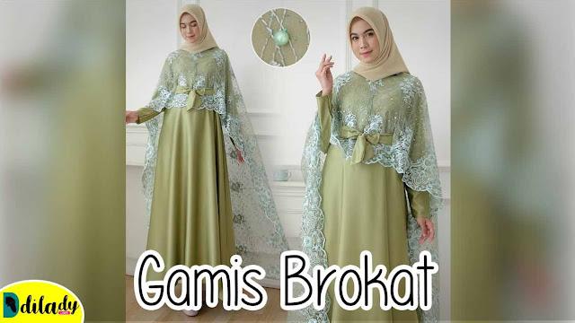 Gamis Brokat
