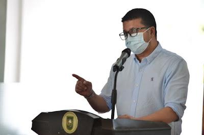 Setelah Kluster Keluarga , Kluster Perkantoran dan Bank Jadi Fokus Satgas COVID-19 Riau