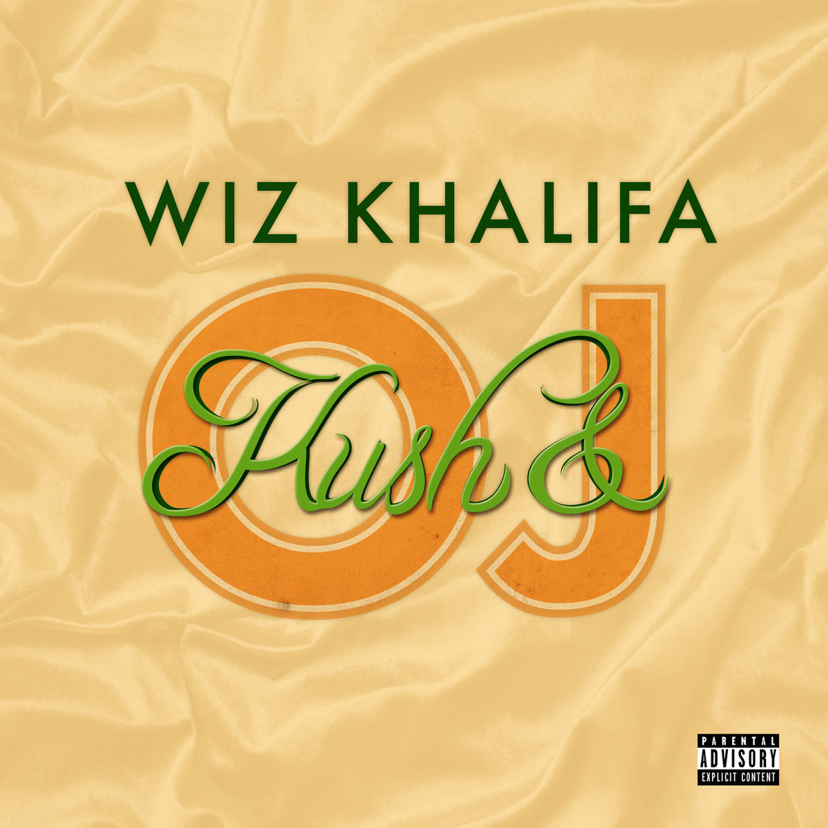 Wiz Khalifa - Kush & Orange Juice (Mixtape) - BLACK MOZART