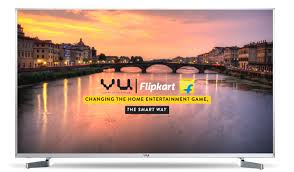 VU Smart tv , Flipkart big billion day sale