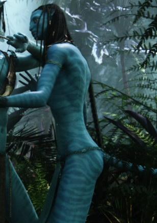avatar movie boob pics
