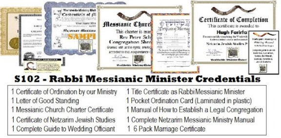 Get Ordained Pastor Online